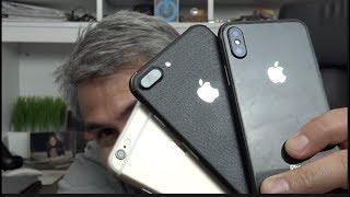 cual comprar iPhone 8, iPhone 8 Plus o iPhone X?