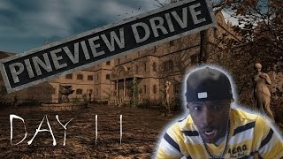 Pineview Drive Gameplay Walkthrough DAY 11 Linda Is Getting More Aggressive!!! ( HORROR GAME )