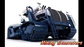 construction and mining equipment concepts