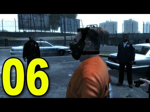 Grand Theft Auto: The Lost and Damned - Part 6 - THIS PRISONER EATS PEOPLE