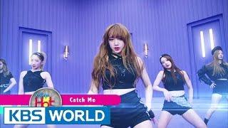Cosmic Girls (우주소녀) - Catch me  [K-Pop Hot Clip]