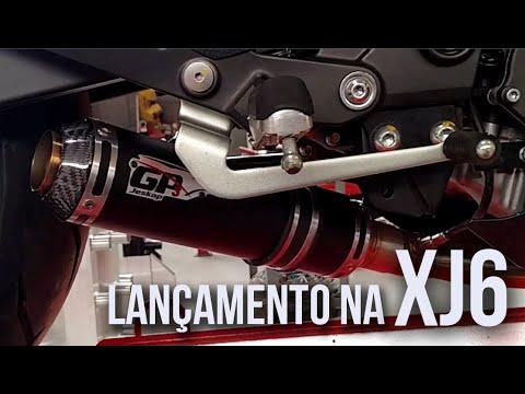 Xxx Mp4 Show De Ronco Yamaha XJ6 Com O Lançamento Ponteira GP3 JESKAP 3gp Sex
