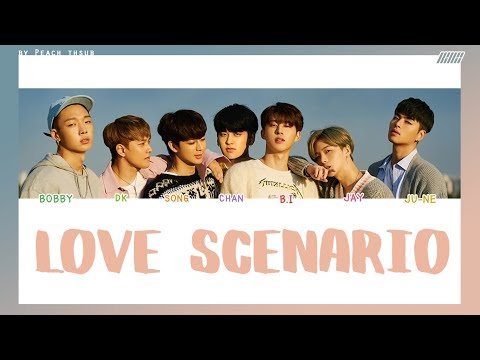 Xxx Mp4 COLOR CODED THAISUB IKON Love Scenario พีชซับไทย 3gp Sex