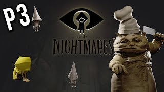 Little Nightmares《小小夢魘》Part 3 - 恐怖厨師