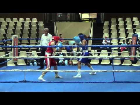 6) 50kg Angel Miguel GOMEZ (BS AS) GP3 Ivan Nicolas MEDINA (BS AS) - (Cadetes – Semifinal)