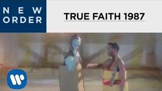 New Order - True Faith (1987) (Official Music Video)