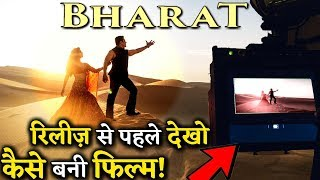 Here Is A Short Glimpse Of Salman Khan's Bharat Behind The Scenes