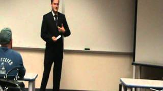 Chas Blankenship - Space Colonization Speech