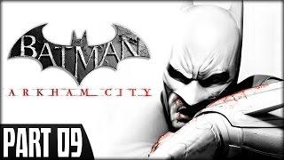 Batman: Arkham City (PS3) - Walkthrough Part 09
