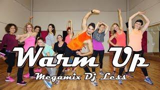 Warm Up Megamix Dj Less Zumba ( Free Download ) ⬇️