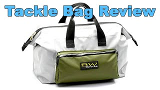 BD Sports Waterproof Tackle Bag [Product Review]