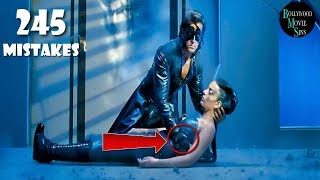 [EWW] KRRISH 3 FULL MOVIE (245) MISTAKES FUNNY MISTAKES KRRISH 3