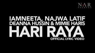 iamneeta najwa latif deanna hussin and amp mimie haris hari raya official lyric video