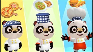 Play With Panda Restaurant 3 - Kid Become a Real Master Chef - Cooking Children Game
