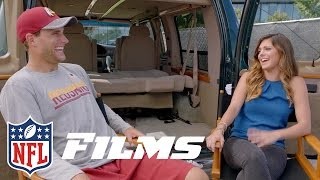 Kirk Cousins - Van Man? | Katie Nolan sits down with Kirk Cousins | NFL Films Presents