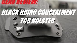 BlackDog Concealment (OWB) Holster Review - Resist The Tyranny ...