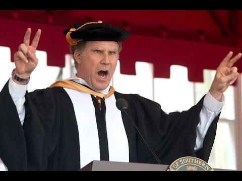 Will Ferrell   USC Commencement Speech 2017
