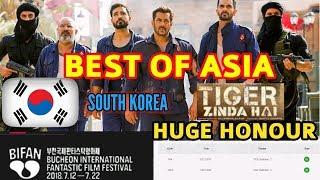 TIGER ZINDA HAI GETS HUGE HONOUR WILL BE SCREENED AT 2018 BUCHEON INTERNATIONAL FILM FESTIVAL KOREA