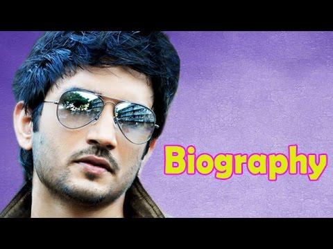 Sushant Singh Rajput - Biography