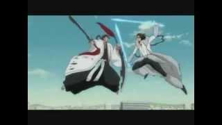 Coyote Starrk vs Shunsui Kyoraku