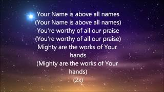 Vashawn Mitchell - Worship Medley (Lyrics)