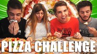 PIZZA CHALLENGE! w/ Erica & fratello di Camper