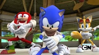 Sonic Boom Episode 39 Commentary - Battle of the Boy Bands