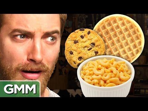 Gluten Free vs. Gluten Taste Test