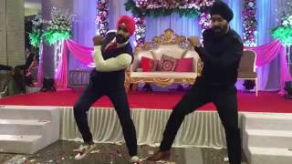 Best punjabi wedding dance video - manmeet