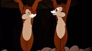 Walt Disney: CHIP N DALE - Food For Feudin