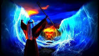 2028 END OF THE WORLD (Part 6/10) - Moses & Red Sea Parting Foretold in Creation Day 3