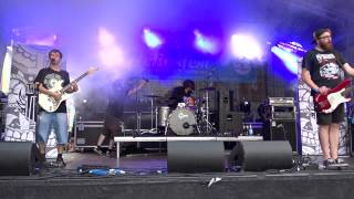 The Tips Live @Cologne Helios Festival 2015 - Intro + Worst Enemy