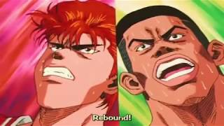 Slam Dunk   Sakuragi Dunk Over Kainan