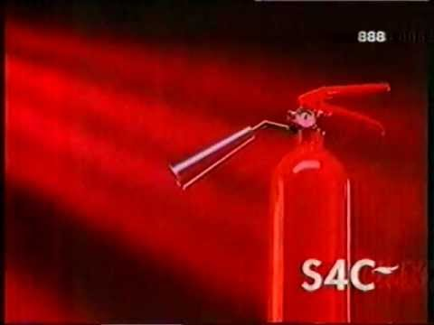 S4C Wales Ads Continuity 1996