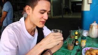 Thai Breakfast and Aphrodisiac (ไข่ลวก): Soft Boiled Egg Shot
