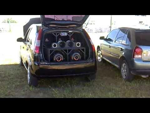 Fiesta porradao no campeonato brasileiro de som 2011 2