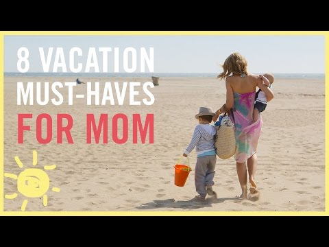 Xxx Mp4 MOM STYLE 8 Vacation Must Haves For MOM 3gp Sex