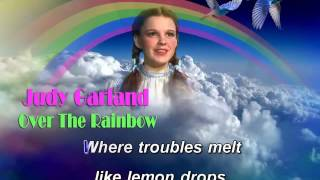 Over the Rainbow Karaoke Judy Garland