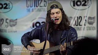 Brns Fool Acoustic Live In The Cd1025 Big Room