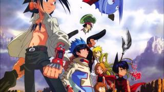 Nightcore Northern Lights  Shaman King