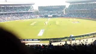 EDEN GARDEN KOLKATA!! INDIA VS ENGLAND!!