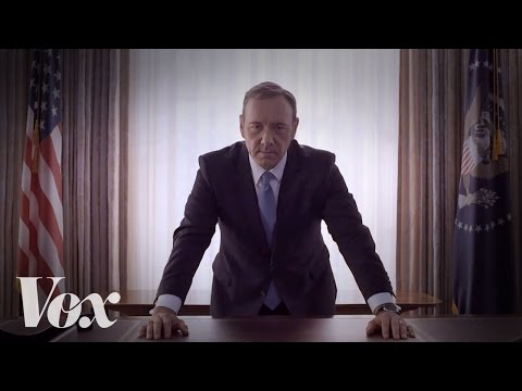 Why Kevin Spacey s accent in House of Cards sounds off