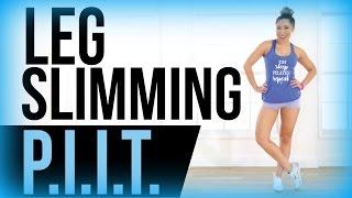 Leg Slimming Workout // PIIT