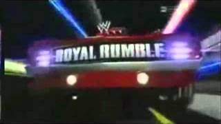 WWE Royal Rumble 2009 Theme Song (Let it Rock) by Kevin Rudolf 'Instrumental & Original Version'
