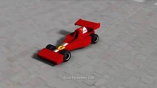 Autodesk Inventor – Exercise - F1 Car 3D Autodesk Education