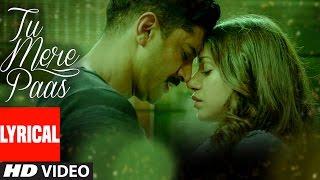 'Tu Mere Paas' LYRICAL Video Song   Wazir Movie Songs   Farhan Akhtar, Aditi Rao Hydari   T-Series