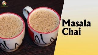 Masala Chai Recipe in Hindi मसाला चाय बनाने की विधि   How to Make Masala Chai at Home in Hindi