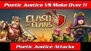 Poetic Justice VS Make Over!!