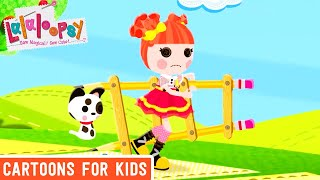 Lalaloopsy Webisode | A Ruff Rescue | We're Lalaloopsy | Now Streaming on Netflix!