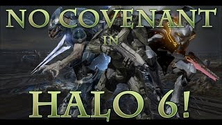 No Covenant in Halo 6!